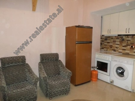 Studio apartment for sale in Zenel Bastari street, in Tirana, Albania.