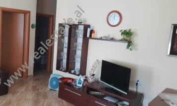 Two bedroom apartment for sale a few minutes from Shkembi Kavajes, in Durres, Albania.  It is loca