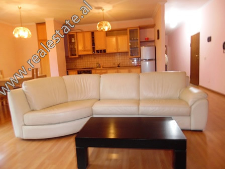 Two bedroom apartment for sale in Llazar Pulluqi Street in Tirana.
