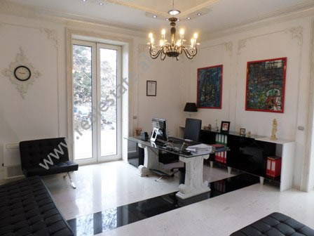 Office space for rent in Asim Vokshi street, in Tirana, Albania.