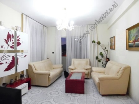 Three bedroom apartment for sale close to Hotel Diplomat 2 in Tirana. It is located on the 5th floo