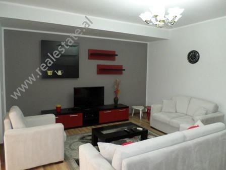 Two bedroom apartament for rent in Selite area, in Rasim Kalakulla street, in Tirana, Albania.  It
