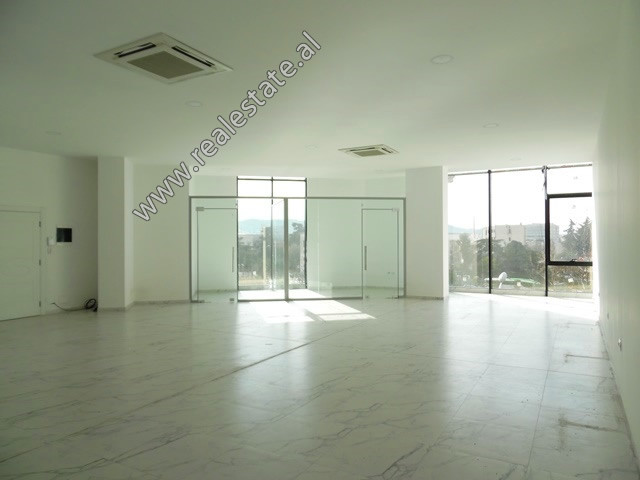 Office space for rent in the new business center in Tirana.