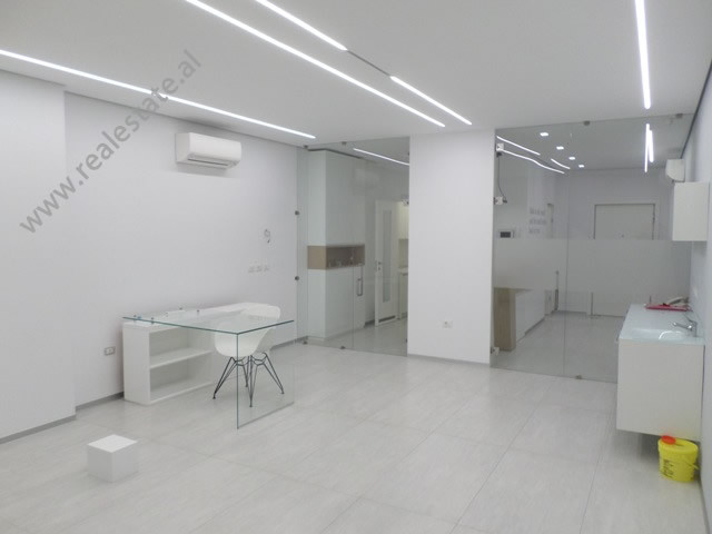 Office for rent for Dental Clinic near Komuna e Parisit area, in Tish Dahia street, in Tirana, Alban