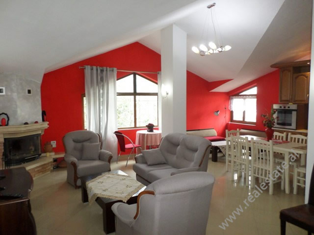 Three bedroom apartment for rent close to Elbasni street in Tirana. The apartment is situated on th