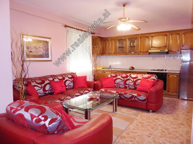 Apartment for rent close Rinia Park in Tirana.
