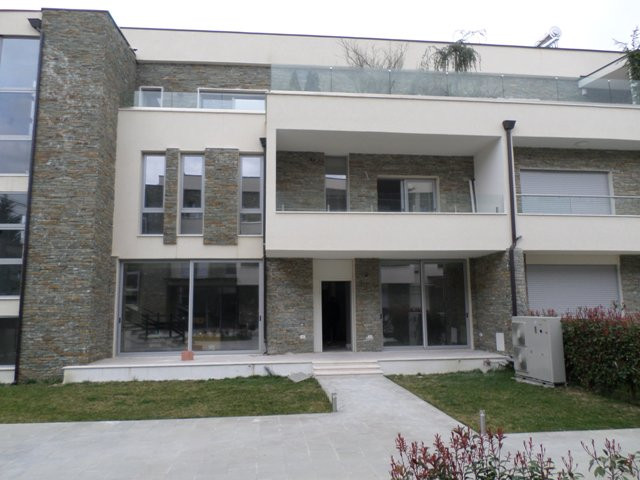 Modern apartment for rent in Mustafa Xhabradini Street in Tirana, Albania.