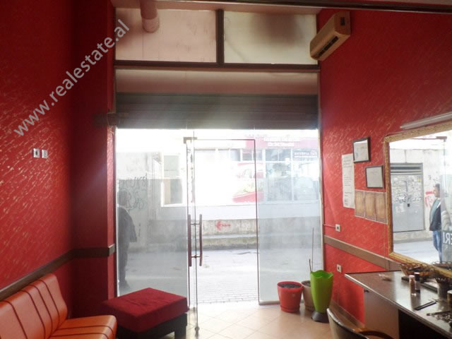 Store for sale in Astir area, in Sabri Preveza street in Tirana, Albania.