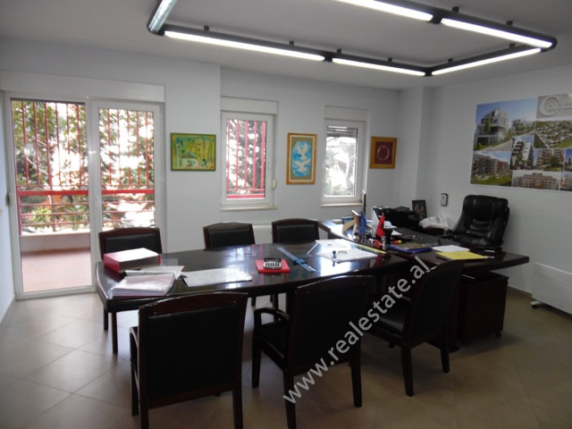 Office/Apartment for sale near Kolombo Street in Tirana, Albania.