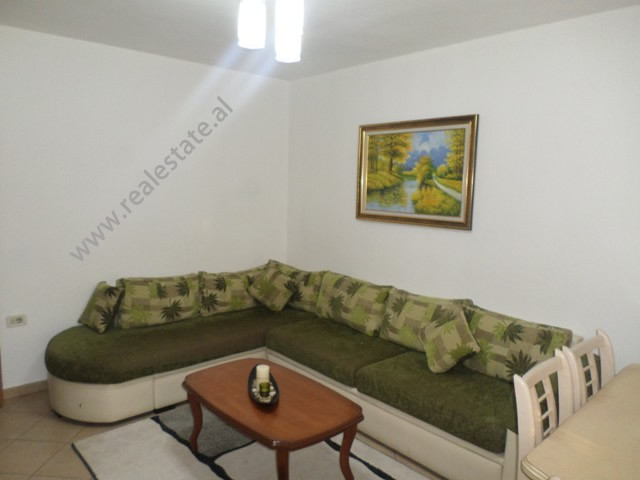 Two bedroom apartment for rent in Lapraka area, in Pandi Dardha street in Tirana, Albania.