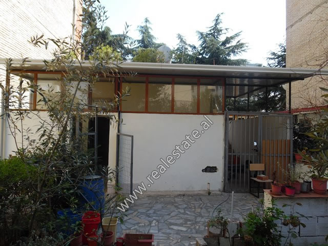 One storey villa for sale near Hasan Prishtina school in Tirana, Albania