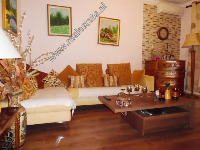 One bedroom apartment for rent in Ali Pashe Gucia Street in Tirana.