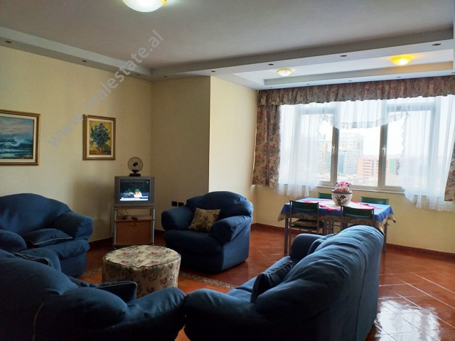 Two bedroom apartment for rent close to the Center, in Prokop Myzeqari street in Tirana, Albania.