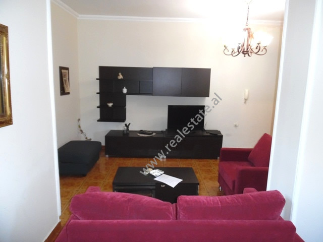Two bedroom apartment for rent in Ibrahim Rrugova street in Tirana, Albania