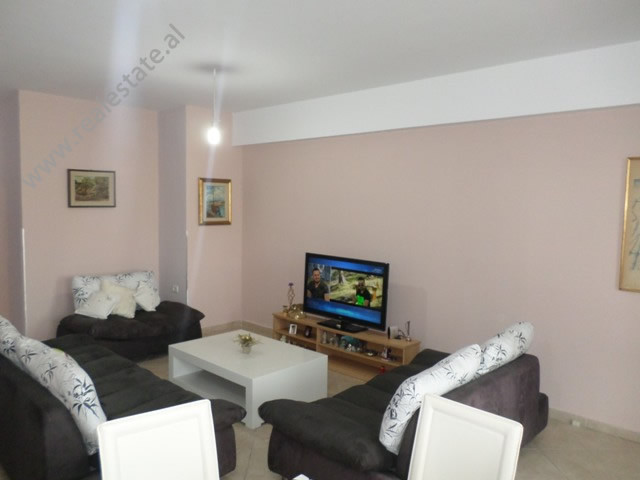 Three bedroom apartment for rent close to the Zoo, in Shyqyri Brari Street in Tirana, Albania.