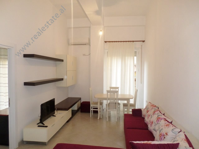 One bedroom apartment for rent near Kristal Center, in Bill Klinton Street in Tirana, Albania.