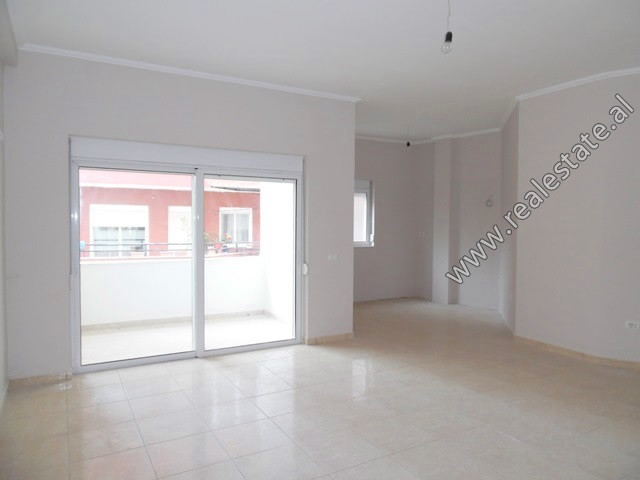 Apartment for sale in Bilal Sina Street in Tirana.  It is located on the 2nd floor of a new buildi