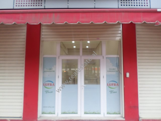Store space for rent in Pazari i Ri area in Tirana, Albania