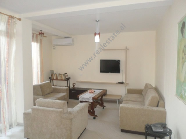 Two bedroom apartment for rent near Hoxha Tahsim Street in Derhemi street in Tirana, Albania.