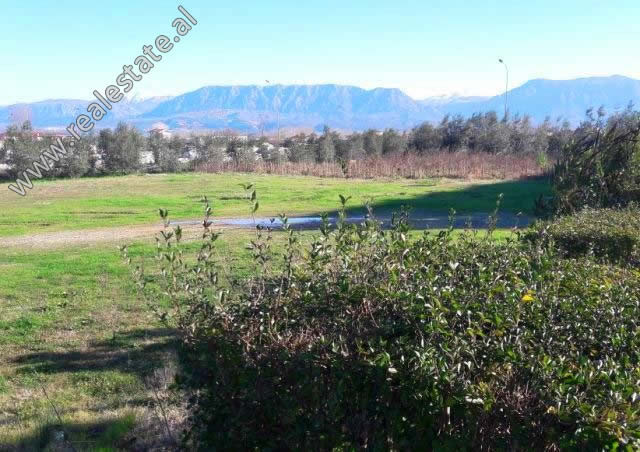 Two storey villa and land for sale in Vore-Fushe Preze Street in Tirana.