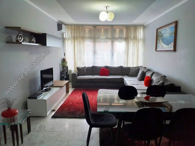 Two bedroom apartment for sale in Dritan Hoxha Street in Tirana.