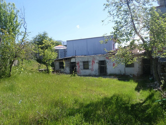 Land for sale in Deja street in Tirana, Albania. It has a total surface of 365 m2 including 92 m2 o