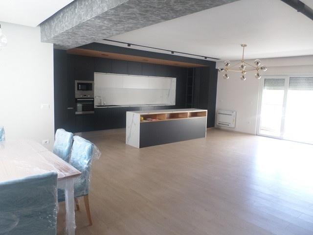 Three bedroom apartment for rent in Sunrise residence in Tirana.