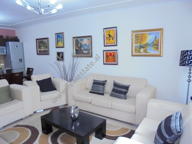Two bedroom apartment for rent near Wilson square in Zef Jubani street in Tirana, Albania.