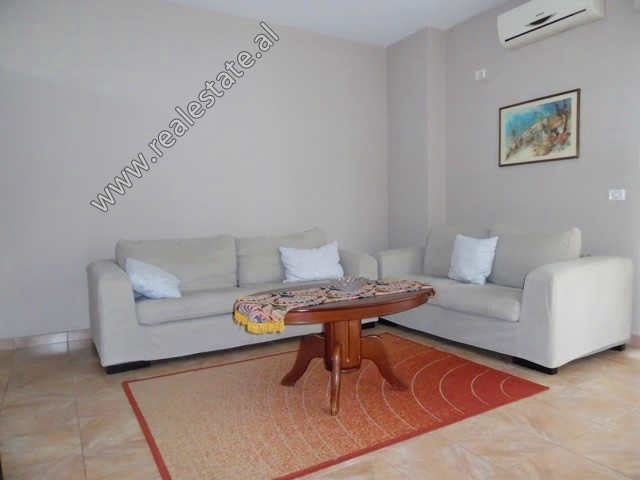 Apartment for rent near Avni Rustemi Square in Tirana.