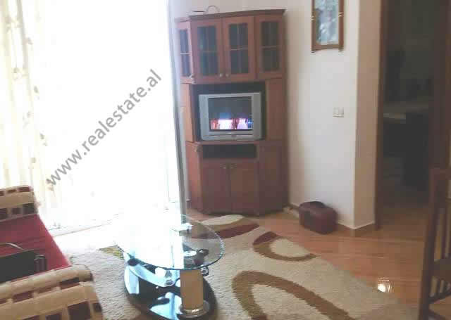 One bedroom apartment for sale in Pavaresia street, 100 m from the coast in Durres, Albania.