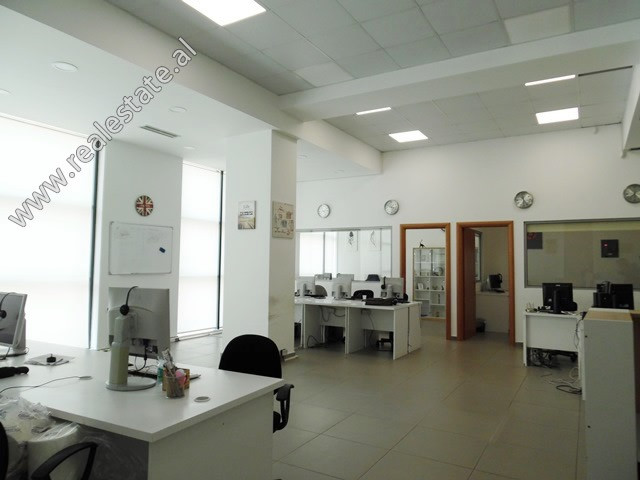 Office space for rent in Hasan Alla Street in Tirana.