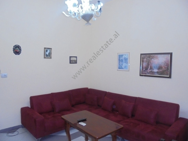 One bedroom apartment for rent in Elbasan street near Asim Vokshi School in Tirana, Albania.