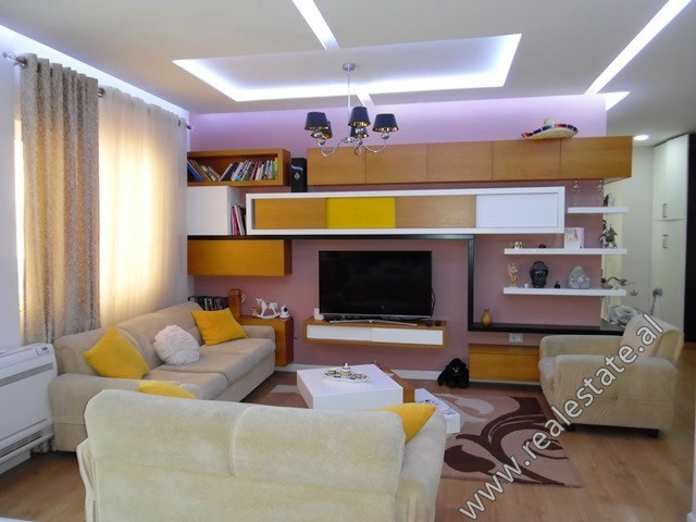 Two bedroom apartment for sale in Kongresi i Tiranes Street in Tirana.