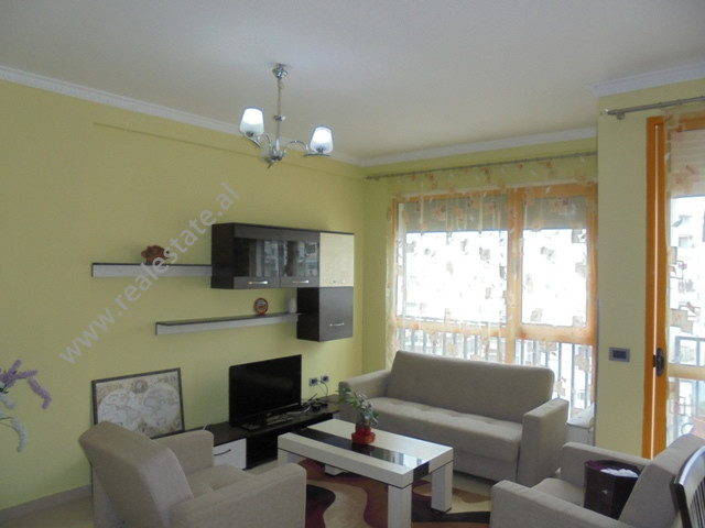 Two bedroom apartment for rent in Komuna Parisit street in Tirana.