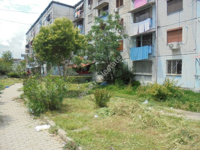 One bedroom apartment for sale in Kamza area, near Ibrahim Rugova street in Tirana, Albania.