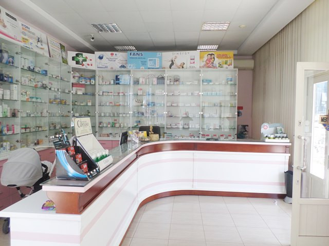 Store space for rent in Nikolla Jorga street in Tirana, Albania.