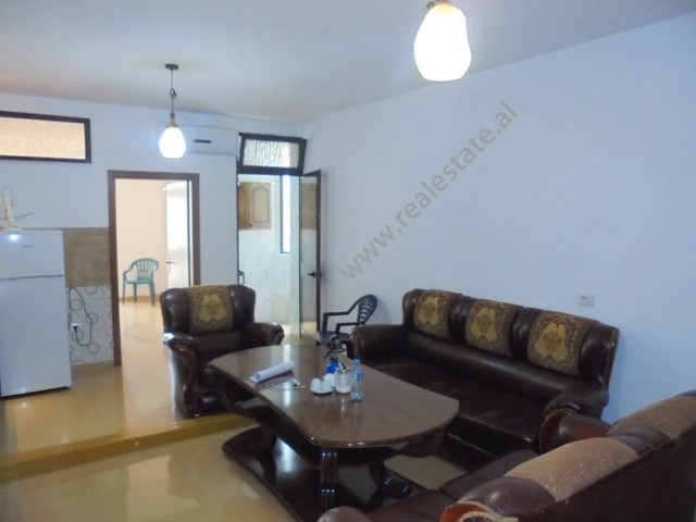 Two bedroom apartment for rent close to Elbasani street in Tirana, Albania.
