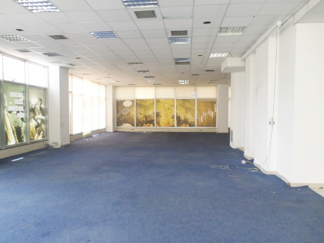 Office for rent in Reshit Petrela street in Tirana, Albania.