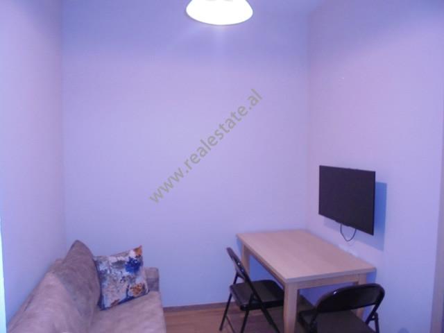 One bedroom apartment for rent near Zogu i Zi area, in Mic Sokoli street in Tirana, Albania  It is