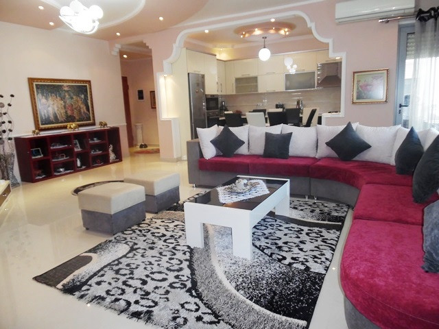 Three bedroom apartment for sale in Shyqyri Brari in Tirana, Albania.