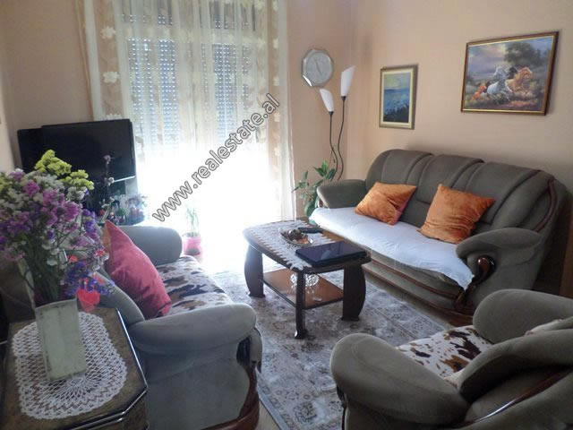Three bedroom apartment for rent in Abdyl Frasheri Street in Tirana.