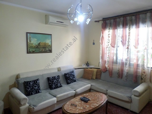 Two bedroom apartment for sale in Nasi Pavllo street in Tirana, Albania.