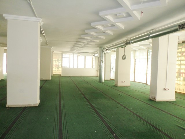 Office space for rent in Usluga complex in Tirana, Albania.  It is located on the second floor of