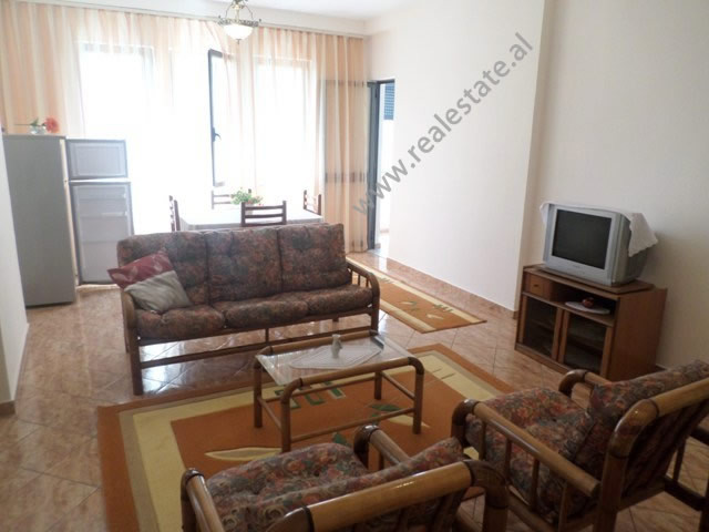 One bedroom apartment for rent in Sali Butka street in Tirana, Albania.