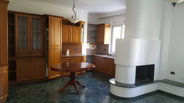 Three bedroom apartment for sale in Gjin Bue Shpata street in Tirana, Albania. It is located on the