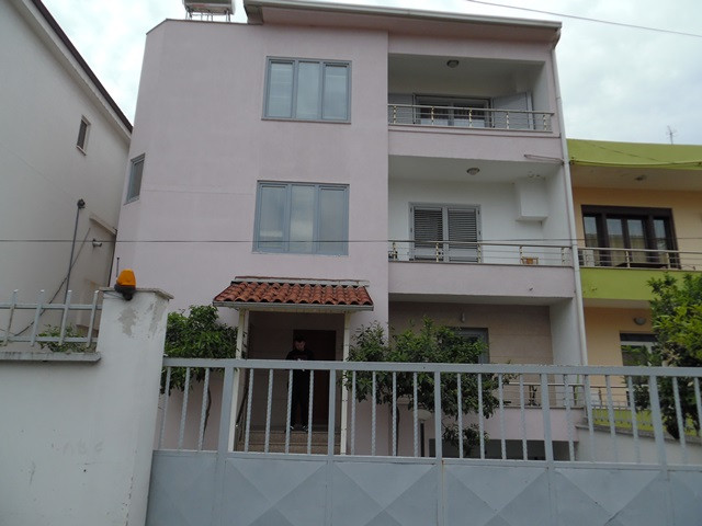 Three storey villa for sale in Prenke Jakova street in Tirana.