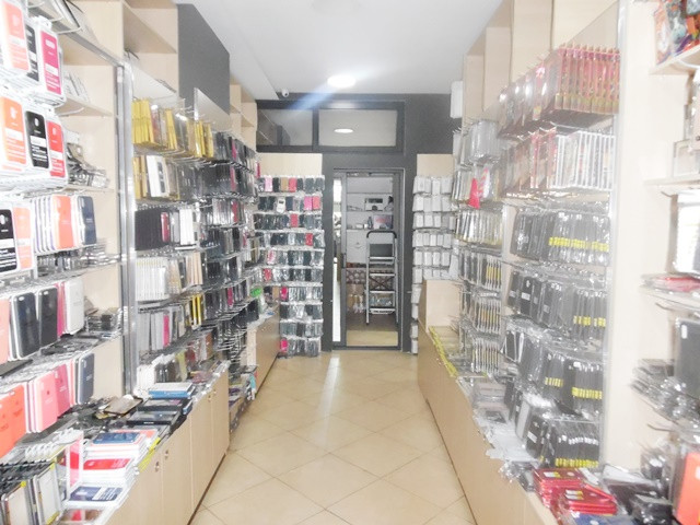 Store for sale near Ring Center in Tirana, Albania.