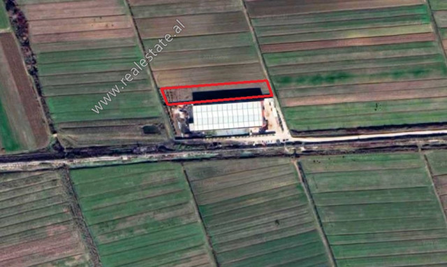 Land for sale in the Maminas area in Durres.