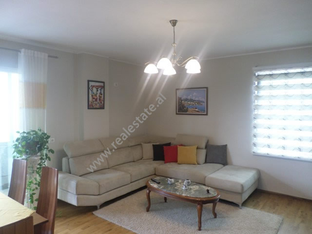 Two bedroom apartment for rent in Pandi Dardha street in Tirana, Albania.