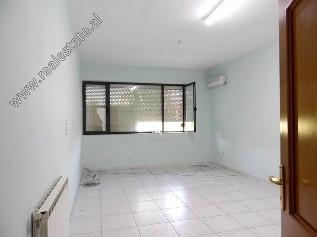 Office for rent in Bilal Sina Street in Tirana.  It is situated on the 3rd floor of a 3-storey vil